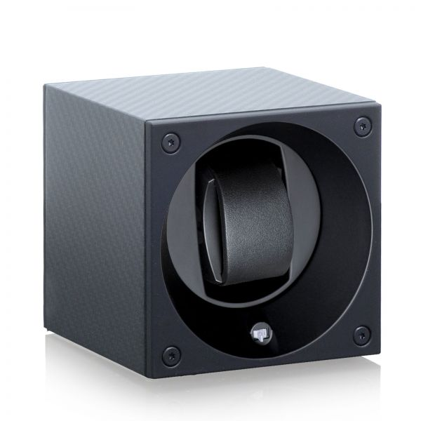 Uhrenbeweger Karbon Masterbox - Schwarz