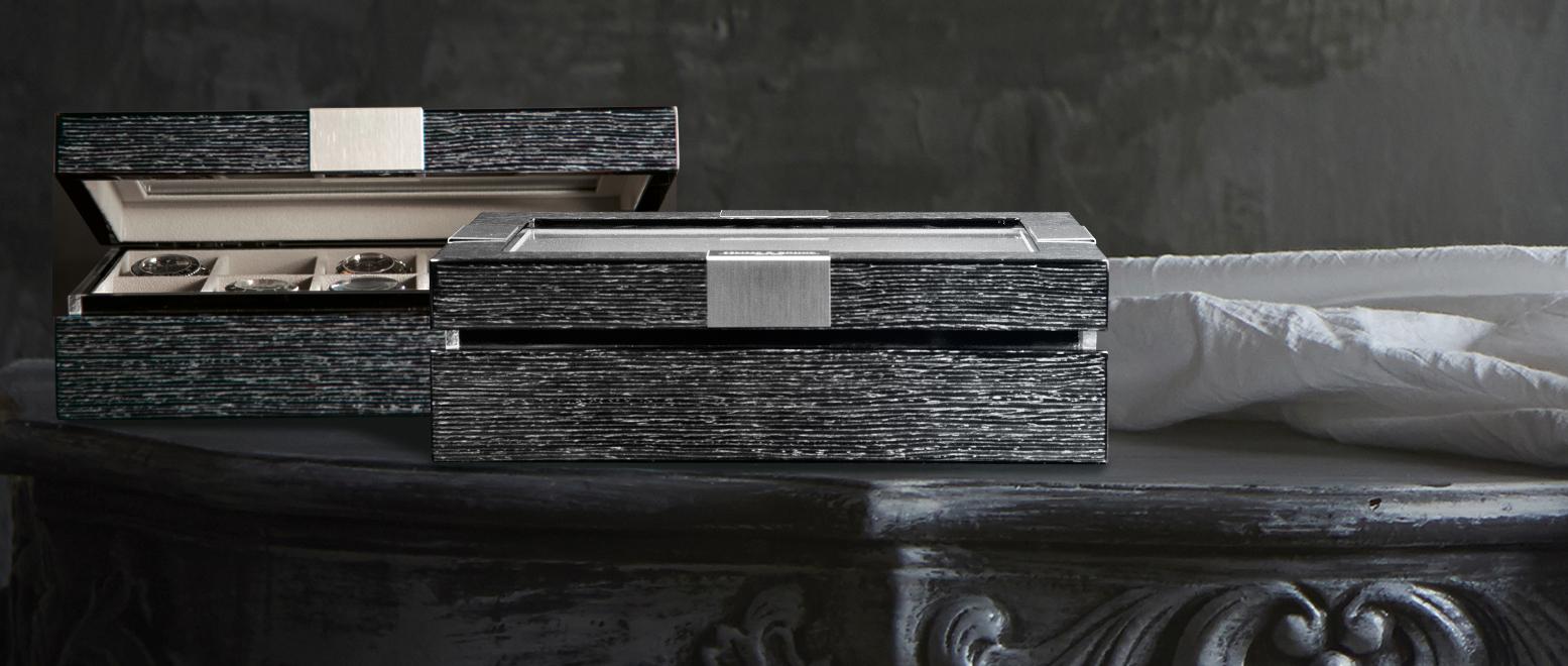 Uhrenboxen - Die hochwertige Uhrenaufbewahrung
