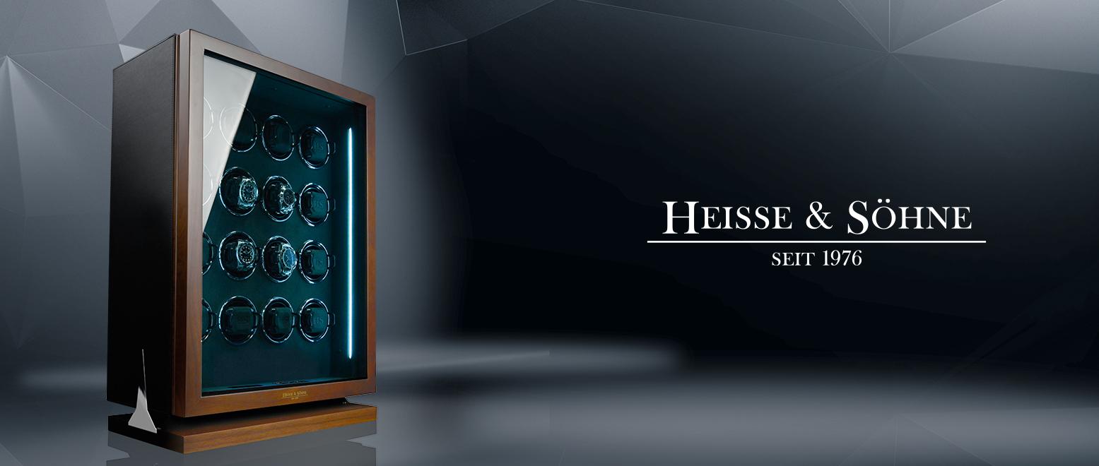 Vitrina móvil Heisse & Söhne