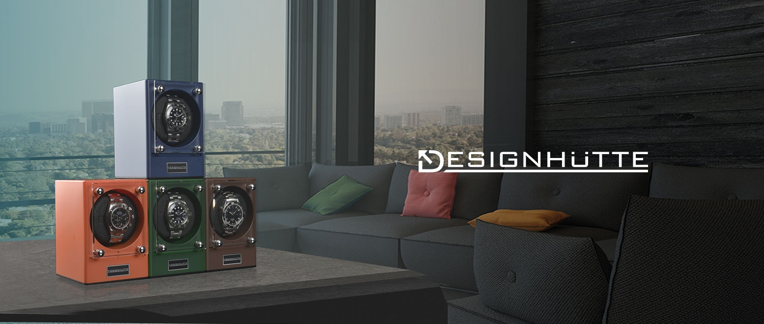 Vitrina móvil Designhuette