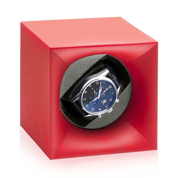 Remontoir Montre Automatique ABS Starterbox - Rouge
