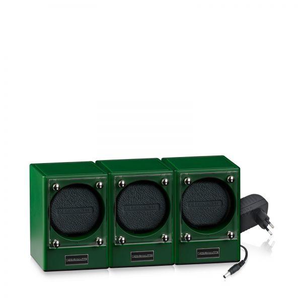 Vitrina de Movimiento para Relojes Automaticos Piccolo Set de 3 - Jade