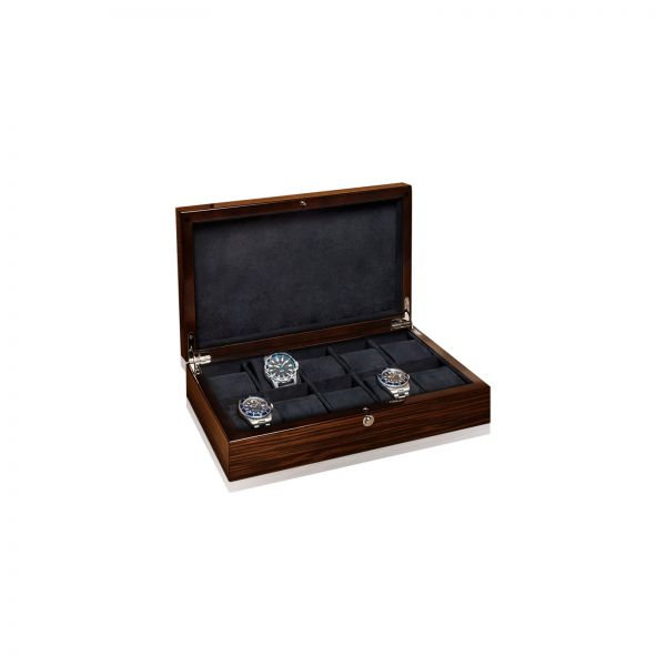 Watch Box Crystal 10 - Brown