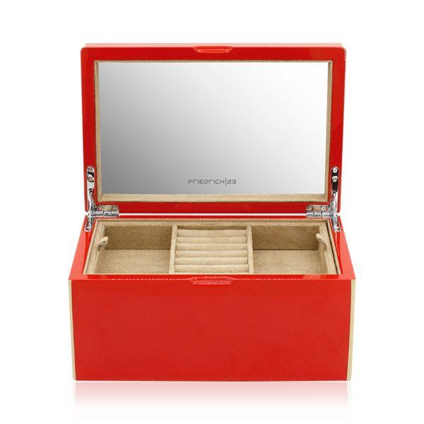 "Jewelry Box ""Keep Calm"" - Red L"