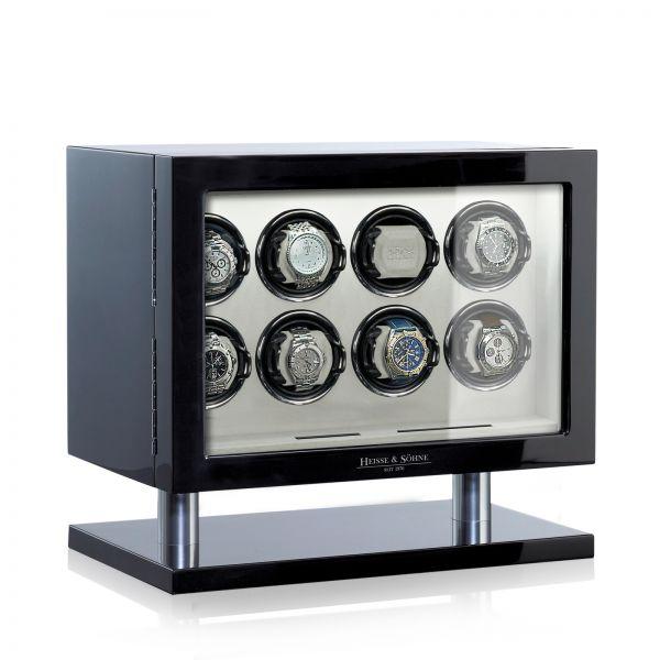 Remontoir Montre Automatique Collector 8 Prime - Noir