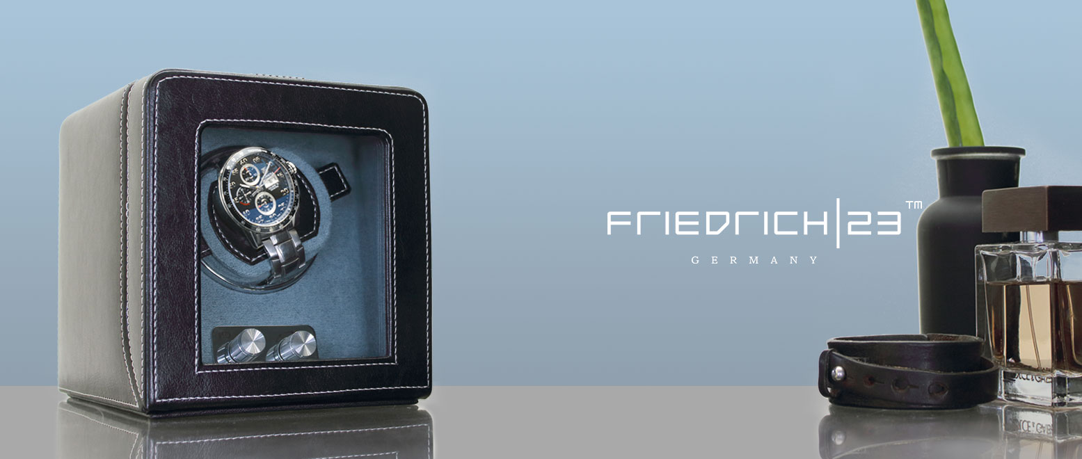 Friedrich Uhrenbeweger