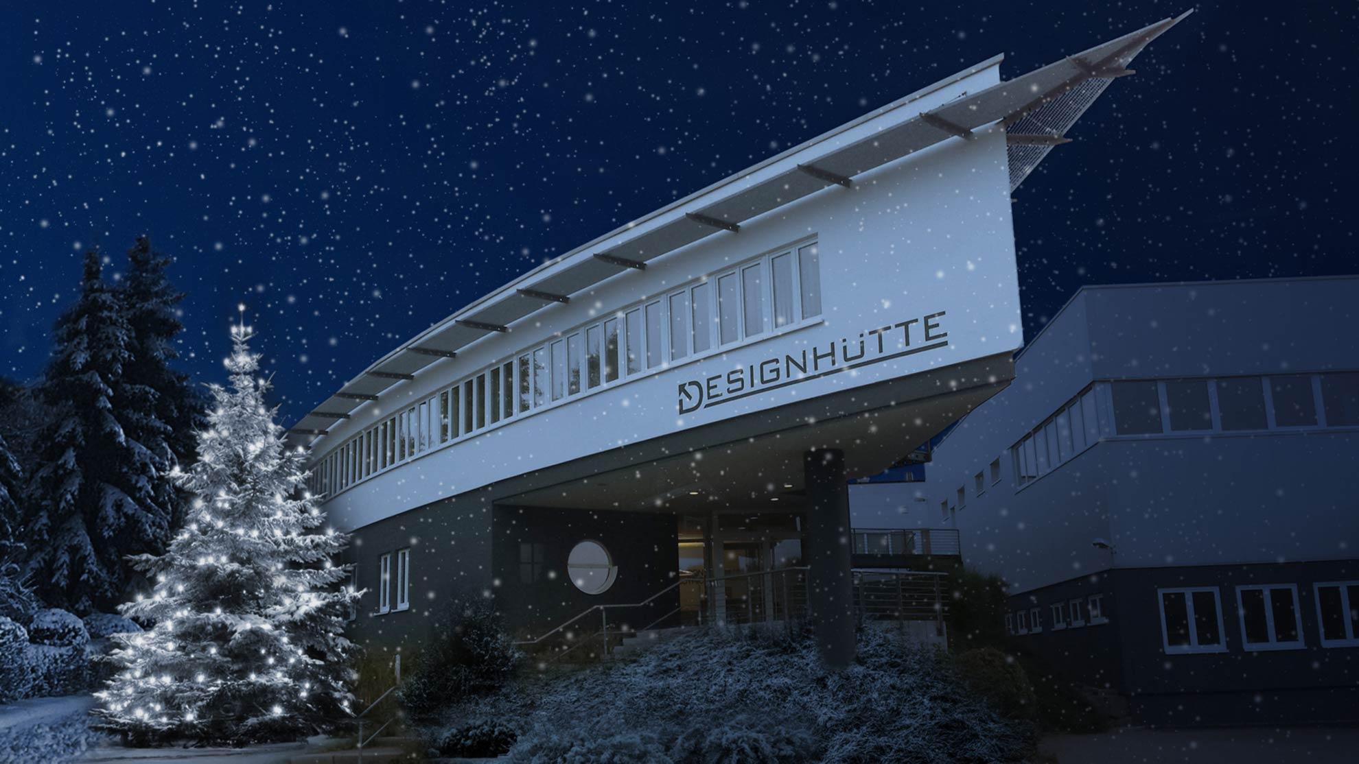 Designhütte HQ