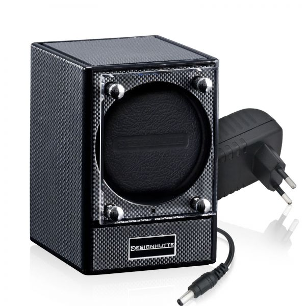 Watch Winder Piccolo - Carbon
