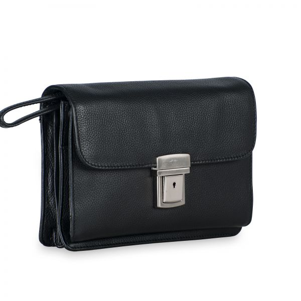 Berlin Men's Bag - Black