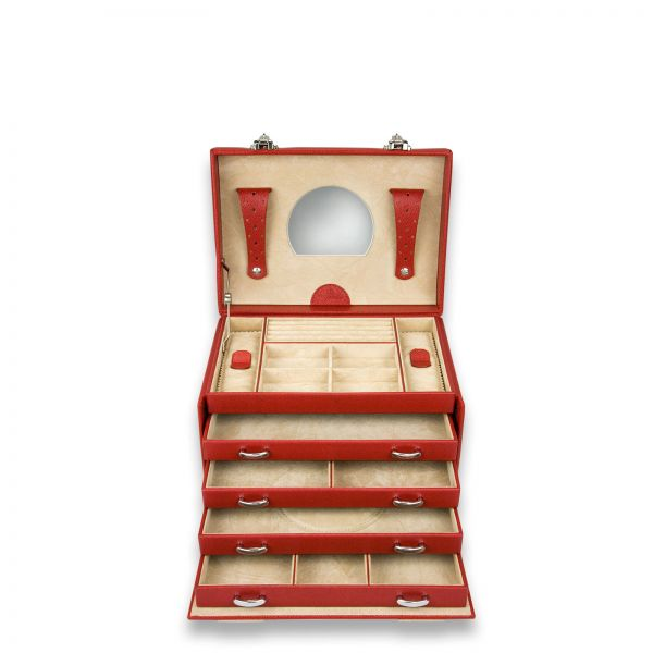Windrose Jewelry Box & Jewelry Organizer (40-148) -Buy online and Save ✓ Top Quality Ranking ▷ 250.000 Customers ✚ Shipping withinn 24 hours ➨ Save No